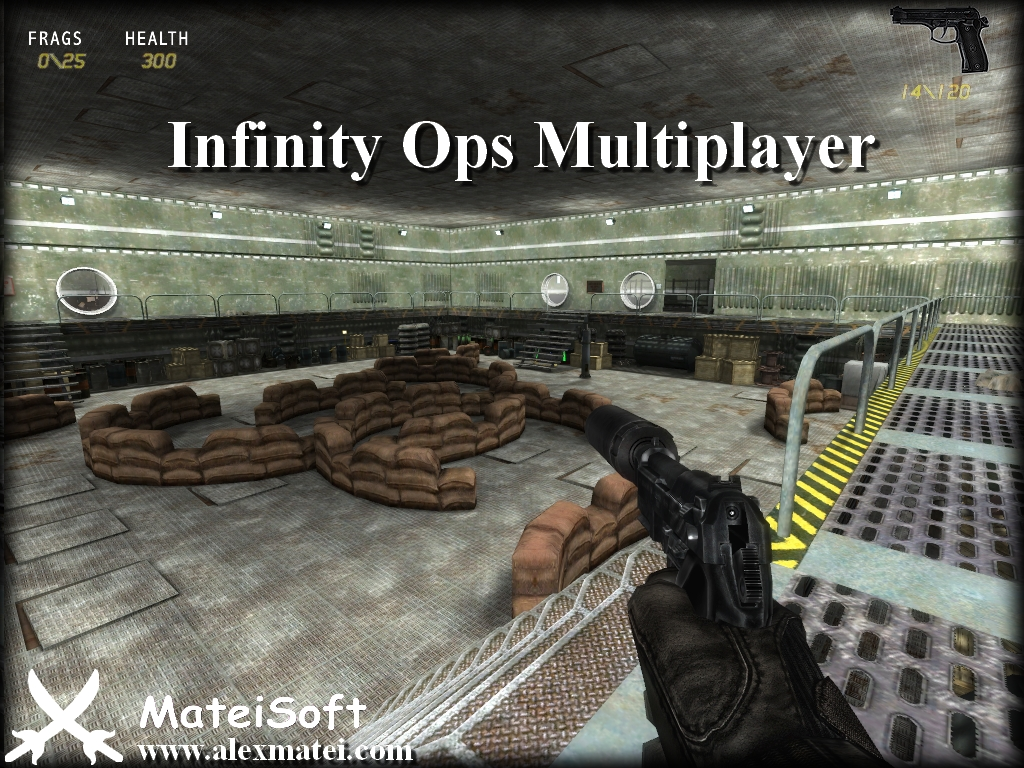 Infinity Ops Multiplayer